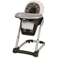 Graco Blossom 4-in-1 High Chair In Edgemont