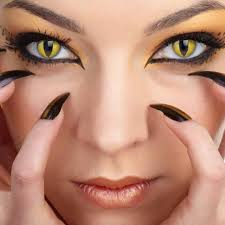 Cheap Prescription Halloween Contact Lenses by Regulator Warns Halloween Colored Contacts Could Permanently