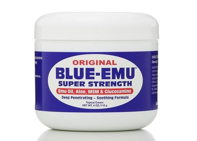 Blue-Emu Original Super Strength Topical Cream - 4oz