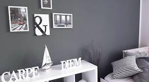 grau und weiß im trend jugendzimmer gestalten mit