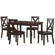 Fitzsimmons 5 Piece Traditional Style Dining Set