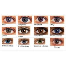 Coloured Contacts Astigmatism Uk