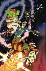 All New Guardians Of The Galaxy 1 Poster