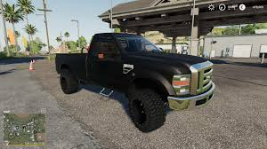 100 Truck From The Expendables F350 Single Cab Dully V1000 MOD Farming Simulator 2015 15 Mod