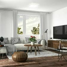led panel deckenle dimmbar ultraflach deckenleuchte wohnzimmer