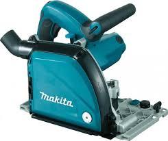 makita ca5000xj 240v aluminium groove cutter plunge saw