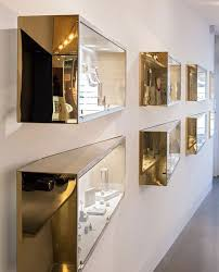 Image Result For High End Retail Display Cabinet Detail Interior