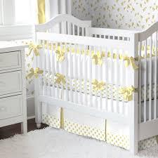 Yellow And Gray Owl Crib Bedding Tags Yellow And Gray Crib
