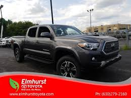New 2018 Toyota Tacoma TRD Sport Double Cab Double Cab In Elmhurst ... New 2018 Toyota Tacoma Trd Sport Double Cab In Elmhurst Offroad Review Gear Patrol Off Road What You Need To Know Dublin 8089 Preowned Sport 35l V6 4x4 Truck An Apocalypseproof Pickup 5 Bed Ford F150 Svt Raptor Vs Tundra Pro Carstory Blog The 2017 Is Bro We All Need Unveils Signaling Fresh For 2015 Reader