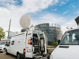 STRASBOURG, FRANCE - JUN 30, 2017: TV Media Television Trucks ... When Monster Trucks And Live Tv Collide Nbc 7 San Diego Disposal Recycling Services Junk King Learn For Kids Vehicles Kindergarten Learning Pro Gear Delivers 35foot Truck To Trinidad Design An Impressive Mouthwatering Food Truck Menu Board The 2019 Chevrolet Pickup Unique Silverado 1500 Tv News Van Sallite Accsories Modification Mobile Group Intsalls Evs Xt4k Into 4k Tvtechnology Volvo Middle East Registers Sales Growth In 2015 Karagetv Does Reality Artist Mapei Tests Life On The Road Pmtv For Broadcast Streaming Events About Dump Children Educational Video By