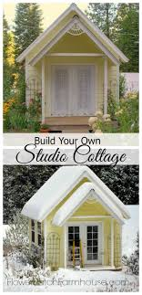 Build Your Own Crafting Cottage Or Garden Shed | Garden Cottage ... Down To Business With This Backyard Office Tuff Shed Shedworking Uerground Garden Office Atelier Pamjenny Garage 14 Inspirational Offices Studios And Guest Houses Backyards Impressive 25 Best Ideas About On Ideas On Pinterest Outdoor Home Sheds Never Drive Work Again Green Roofready Room Pops Up In Six Short Weeks Guest Houses House