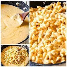 Million Dollar Macaroni And Cheese Secret Layer Of Provolone Qnd Sour Cream