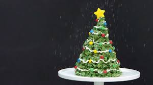 Rice Krispie Christmas Trees Recipe by How To Make A Giant Marshmallow U0026 Cornflakes Christmas Tree Treat