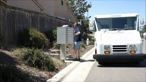 Mailman Delivering Mail - YouTube Guy Toubes On Twitter Whats A Mail Trucks Favorite Holiday Usps Dont Throw My Package Postal Vehicles Heres How Hot It Is Inside Mail Truck Youtube Forensic Police Officers Inspect Parked Truck In Which Up To 50 Give Direct Contracts To All Client Who Buy Trucks And Trailers From Deliver The L For Kids Blog Taxpayers Protection Alliance Ram Sells Trucks With Tough Piece Target Marketing