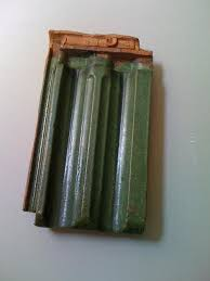 Ludowici Roof Tile Green by Reclaimed Ludowici Glazed Roof Tile Planetreuse