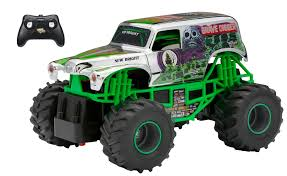 New Bright 1:24 Radio Control Monster Jam Truck - Grave Digger ... Latrax Desert Prunner 4wd 118 Scale Rc Truck Blue Cars Would You Pay 1 Million For A Stretched Ford Excursion Monster Zd Racing 9106s Car Red Smart With One Wheel Pictures Buy Picks Dirt Drift Waterproof Remote Controlled Rock Crawler Shop Remo 1621 116 50kmh 24g Brushed New Monster Truck 24 Ghz Off Road Remote Control Kids First News Blog Archive Trucks Fun Adventurous Epic Bugatti 4x4 Offroad Adventure Mudding And A Small And The Rude Stock Photo Picture Lamborghini