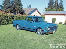 100 1967 To 1972 Chevy Trucks 6772 For Sale A Guide GMC