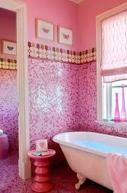 Pink Cheetah Print Bathroom Set by Bathroom Paint Ideas Pink Tile Delectable Pink Tile Bathroom Ideas