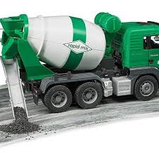 Spek Harga Bruder Toys 3710 Man Tgs Cement Mixer Truck Bulan Ini ...