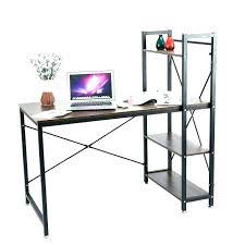 bureau ordinateur en verre table d ordinateur en verre jaol me