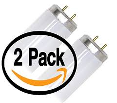 2 pack ge f20t12 cw t12 fluorescent light bulb 24