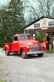 100 Best Selling Pickup Truck This 1948 Chevy Is A Pristine Example Of Americas Bestselling