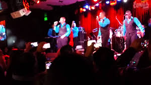 Conga Room La Live Concerts by Grupo Niche Conga Room July 9 2015 Youtube
