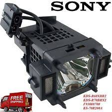 Sony Sxrd Lamp Kds R60xbr1 by Sony Replacement Bulb Rear Projection Tv Lamps Ebay