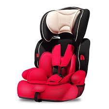 coussin pour siege auto bebe enfants noir réglable coton sièges auto pour enfant