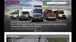 New Canadian Daimler Truck Financial Website - YouTube Western Star Buck Finance Program Nova Truck Centresnova Daimler Brand Design Navigator Fylo Fyll Fy12 0 M Zetros Trucks Somerton Mercedesbenz Agility Equipment Today July 2016 By Forcstructionproscom Issuu Financial Announces Tobias Waldeck As Vice President Fights Tesla Vw With New Electric Big Rig Truck Reuters 4western Promotions Freightliner Of Hartford East New Cadian Website Youtube
