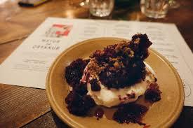 vid駮s cuisine 吃在冰岛 matur og drykkur 传统与创新之间的幽默 guide to iceland