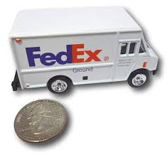 100 Fedex Ground Trucks For Sale Amazoncom FedEx Delivery Truck Toys Games