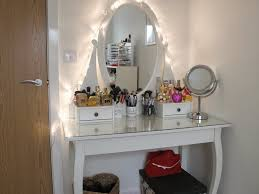 Diy Vanity Desk With Lights by Diy Vanity Table With Lights Home Design Ideas