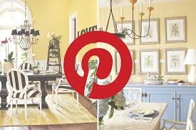 Whats Hot On Pinterest 5 Yellow Ideas For Your Dining Room Style Lighting