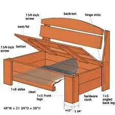 bedroom excellent build corner storage bench seat woodworking