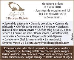 offre d emploi commis de cuisine ile de commis de salle les offres d emploi