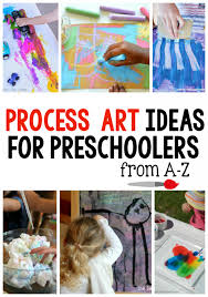 Check Out These 26 Process Art Ideas For Preschool