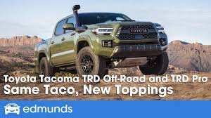 100 Edmunds Used Trucks 2020 Toyota Tacoma Prices Reviews And Pictures