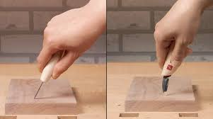 How to Hand Carve Letters Wood Carving