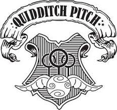 Gryffindor Crest Coloring Page Harry Potter Quidditch