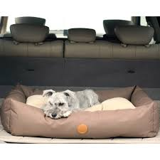 Amazon.com : K&H Pet Products Travel/SUV Pet Bed Small Tan 24