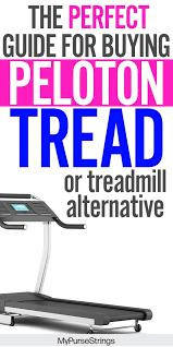 Treadmills To Use With The Peloton Tread App | Home Exercise ...
