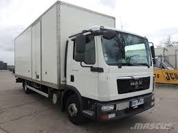 Used MAN TGL12.180 Box Trucks Year: 2009 Price: $12,845 For Sale ...