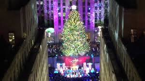 Rockefeller Christmas Tree Lighting 2014 Mariah Carey by Rockefeller Center Christmas Tree Lighting 2014 Youtube