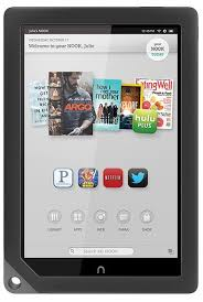 Buy a Barnes & Noble Nook HD tablet a free Nook Simple Touch