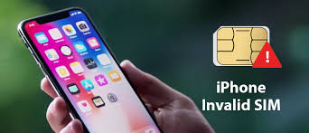iPhone Invalid SIM What to Do If iPhone Says Invalid SIM