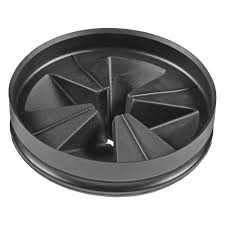 Sink Protector Home Depot by Insinkerator Evolution Antimicrobial Quiet Collar Sink Baffle For