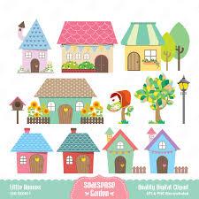 Cute Home Clipart 1