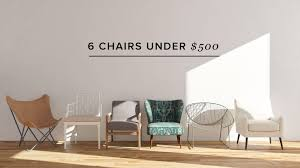 Living Room Sets Under 500 Dollars by 6 Of Our Favorite Lounge Chairs Under 500 Modsy Blog