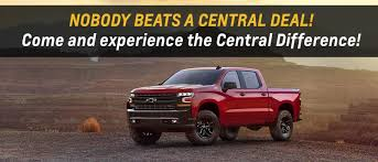 Central Chevrolet Cadillac In Jonesboro | A Augusta, Forest City, AR ...